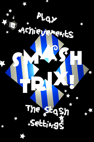 SmashTrix title screen 1