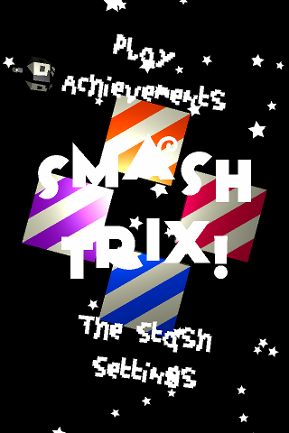 SmashTrix title screen 2